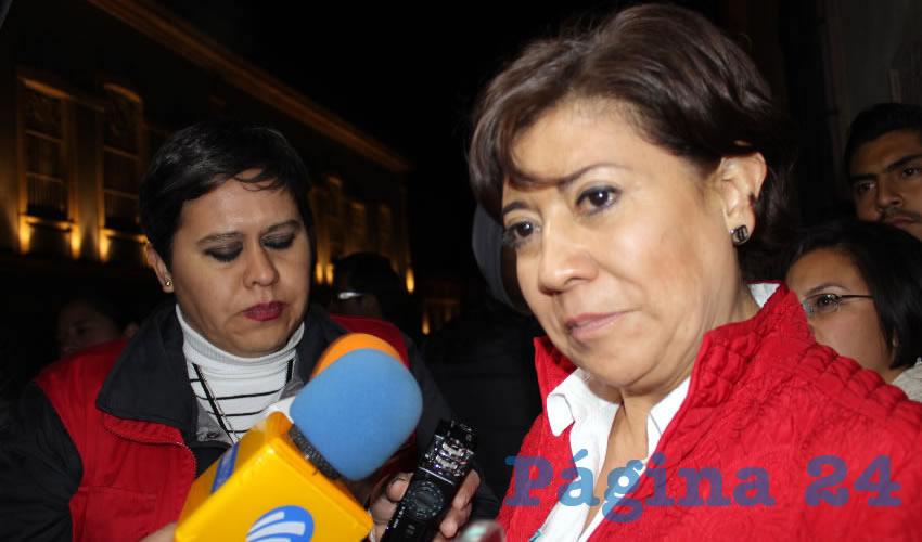 Tendremos que Atender las Necesidades Inmediatas y más Cercanas: Judit Guerrero