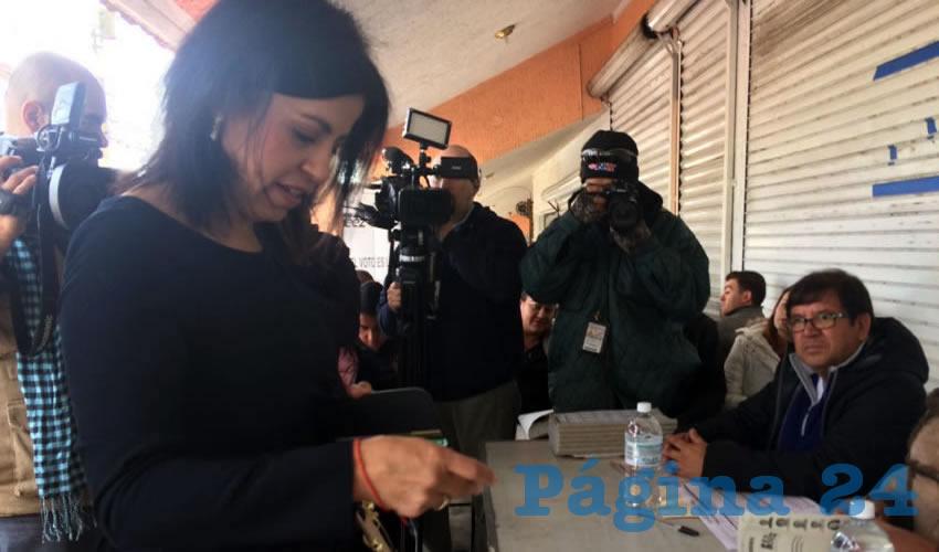 Lupita Medina: No Hubo Piso Parejo en la Elección