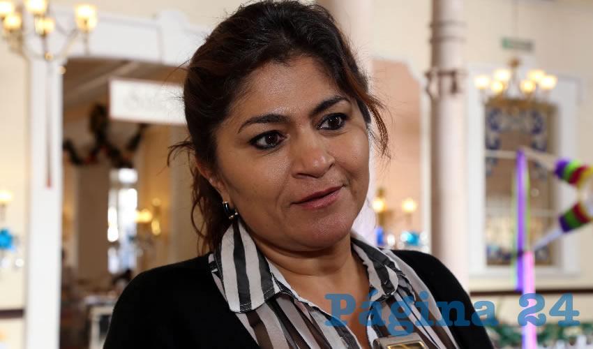 Nora Ruvalcaba Gámez