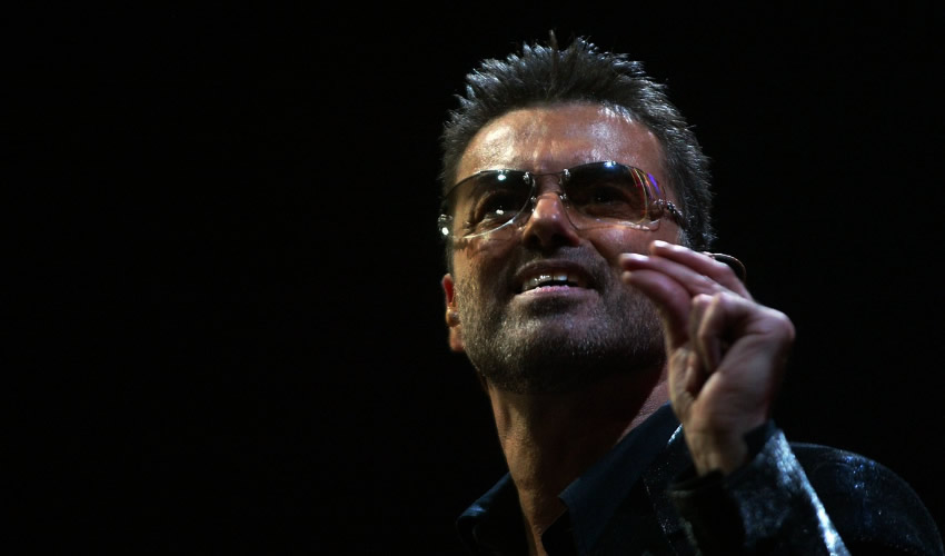 George Michael (Foto: Cortesía)