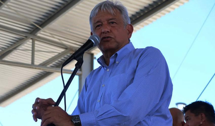 Andrés Manuel López Obrador, presidente nacional de Morena (Foto: Archivo/Morena)