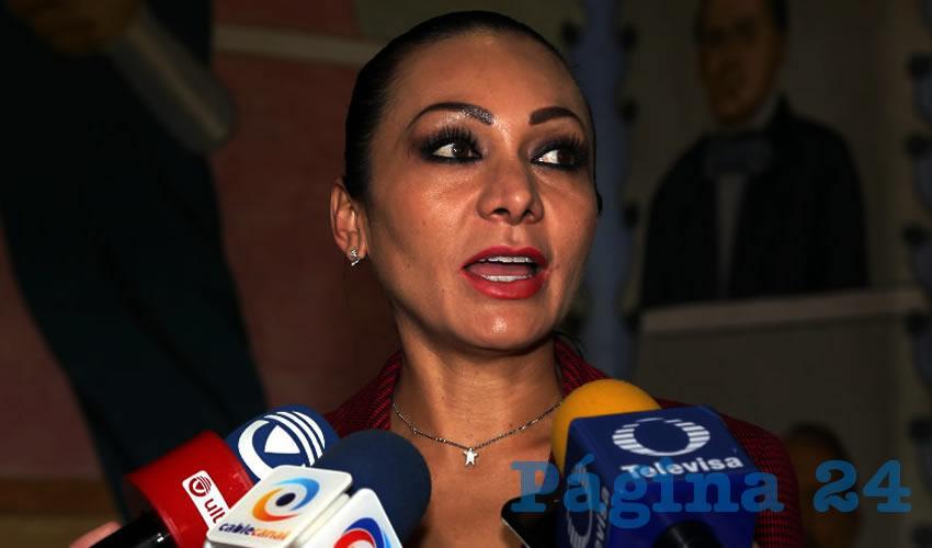 Citlalli Rodríguez, diputada local