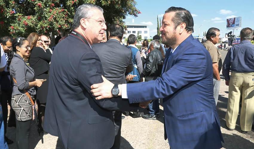"""""""Robolfo"""" Franco Ramírez y Fernando Herrera Ávila ...el senador panista """"¿contra la corrupción y la impunidad?""""..."""