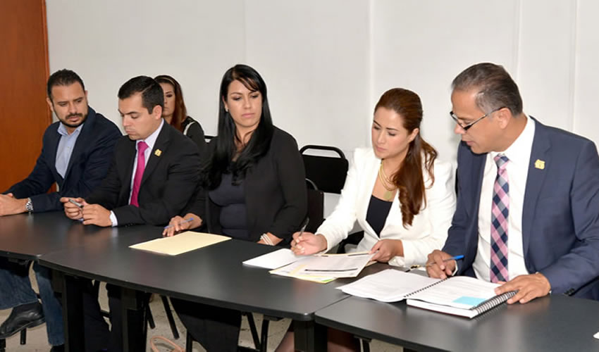 El Comité se comprometió a trabajar en apego a la rendición de cuentas anteponiendo los intereses de la sociedad