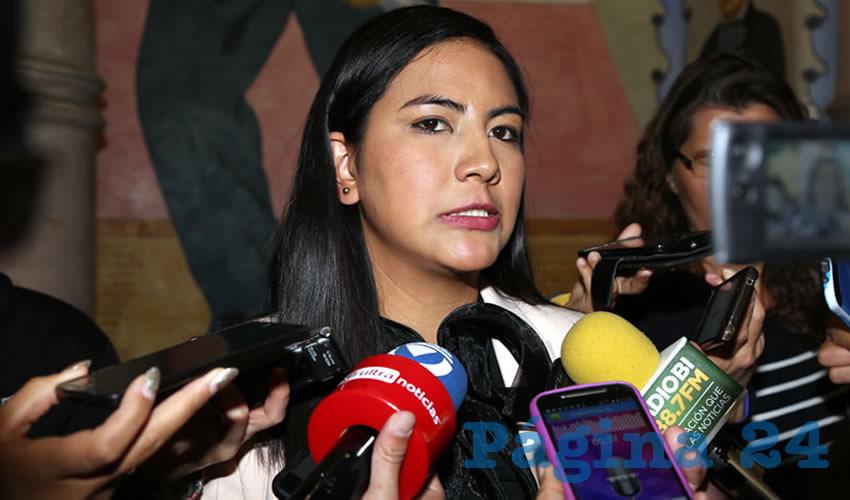 No hay Estrategia Para Trabajar con la Guardia Nacional: Guadalupe de Lira