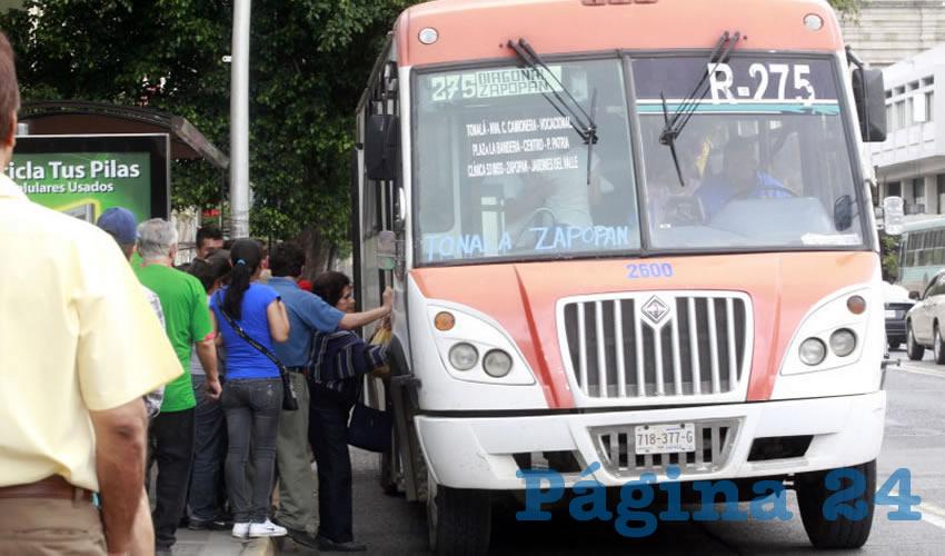 El Instituto de Movilidad concluyó que es imposible, por el momento, subir el costo del transporte público, debido al impacto que generaría en la economía familiar/Foto: Cortesía