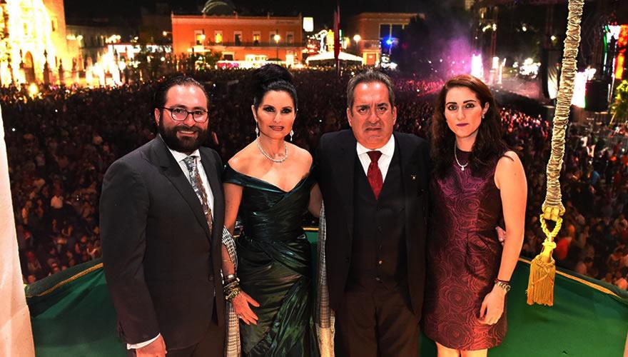 Carlos Lozano, Blanca Rivera Rio e hijos ...todos, sin excepción, señalados por corrupción...