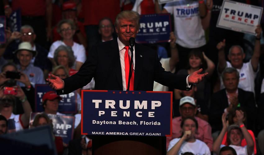 Trump, la Guerra que Viene