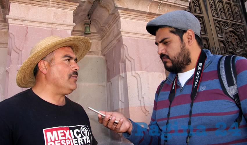 Zacatecanos Aportarán 20 mil Firmas en Favor de Iniciativa Ciudadana que Pretende Eliminar la Reforma Energética: Rodríguez