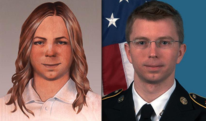Personas participan en manifestación para pedir la libertad de Chelsea Manning (Foto: Archivo/ Xinhua)