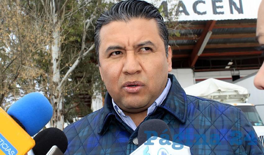 Rincón: En el Estado hay 89 mil Personas en Extrema Pobreza