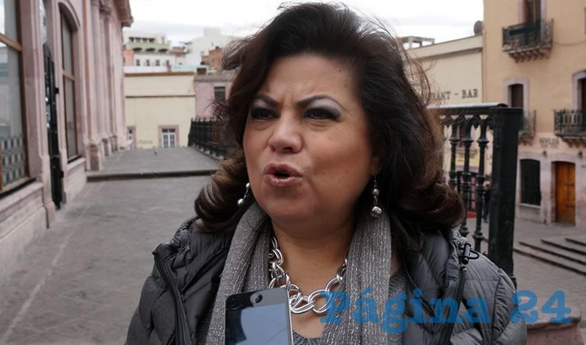 Propone Lorena Oropeza la Reducción de 20% del Salario y Herramientas Legislativas