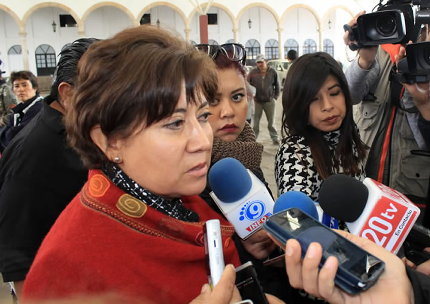 Judit: Trabajaremos en un Programa de Prevención del Delito en los Principales Polígonos de la Capital