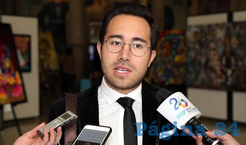 Jesús Guillermo Gutiérrez Ruiz Esparza, legislador local