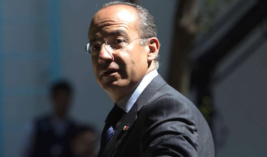 """¿Con Qué Cara Calderón se Atreve a ir a dar una """"Conferencia"""" al Tec de Monterrey?"""