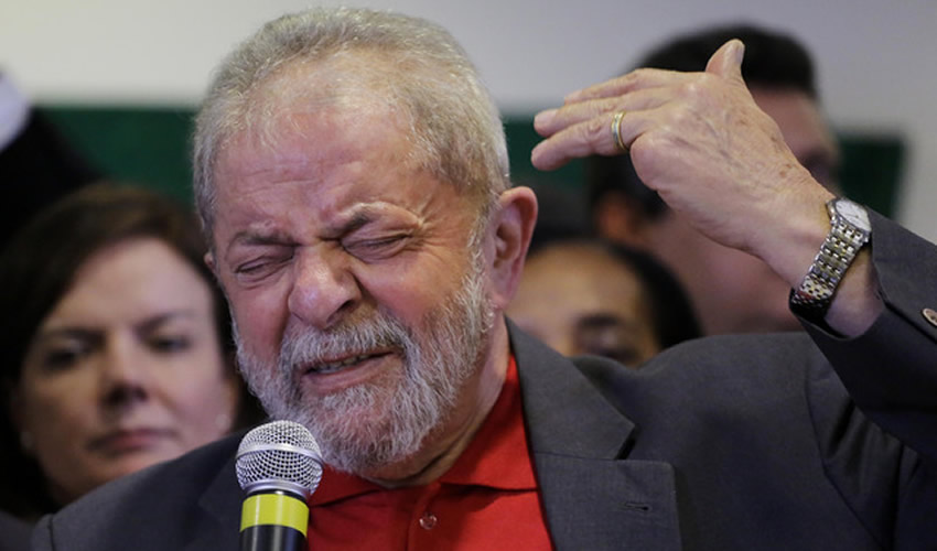 Luiz Inacio Lula da Silva (Foto: Archivo/ Xinhua)