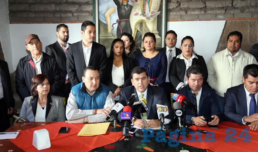 """""""Señoras y señores, yo no he cometido delito alguno, no soy un criminal"""", declaró Adán Valdivia"""
