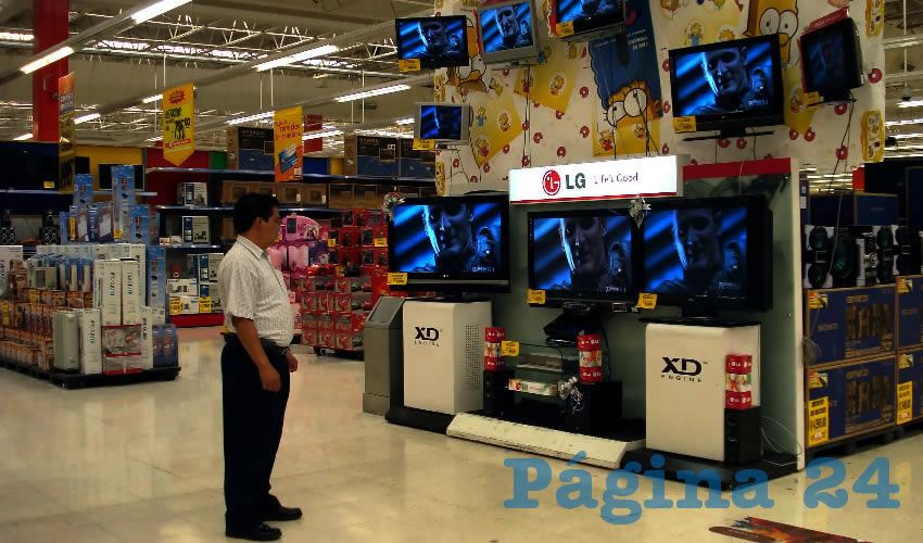 ¿Caja idiota o televisión inteligente? (Foto: Archivo/ Isaac Esquivel/ Cuartoscuro)