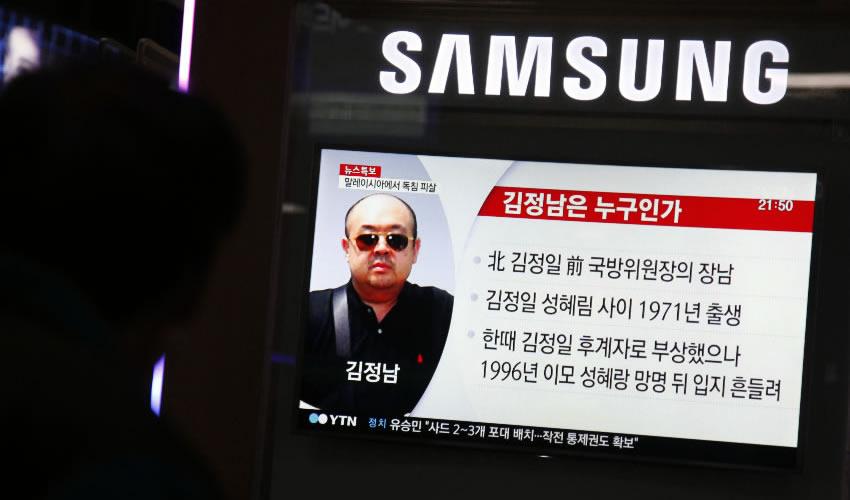 Asesinan en Malasia a Hermano del Líder Norcoreano Kim Jong-Un
