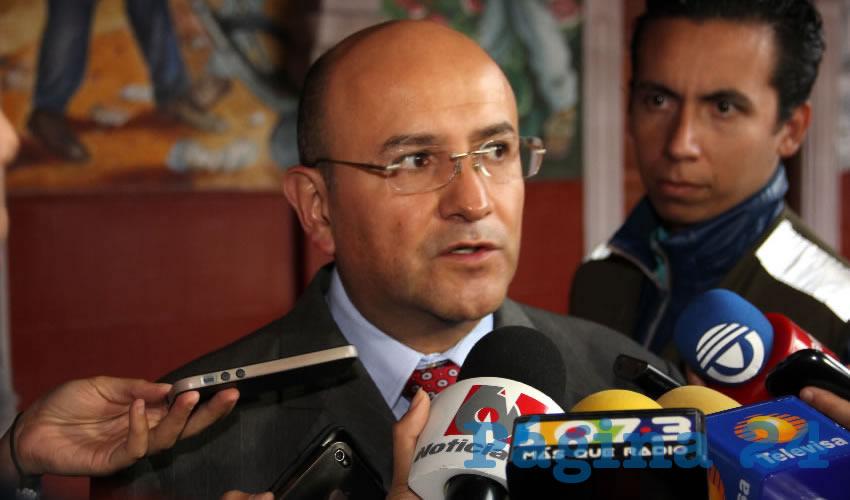 Jesús Alberto Gaviño Ortiz, delegado de Migración