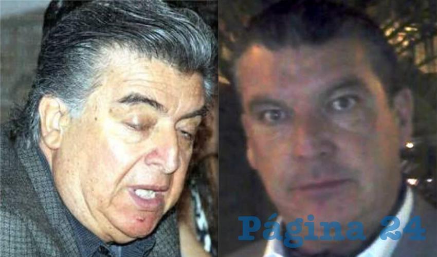 Felipe González González ...se tiró a su ahijada... | Rodolfo Franco Ramírez ...siempre en la quinta chilla...