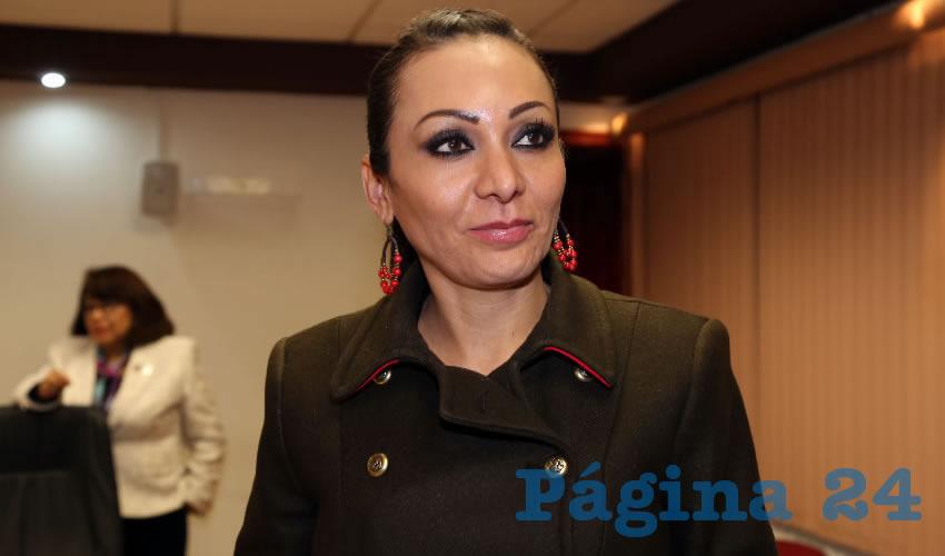 Edith Citlalli Rodríguez González, legisladora local