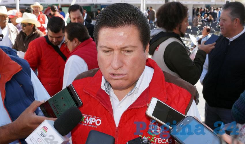 Con Penas más Severas Espera Secampo Reducir en Zacatecas el Robo de Ganado
