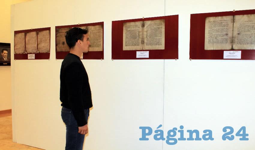 Exponen Documentos Para Festejar el Centenario de la Promulgación de la Constitución de 1917