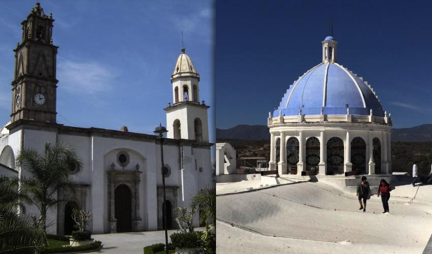 Sinfra Restaura el Templo de la Inmaculada Concepción en Tabasco