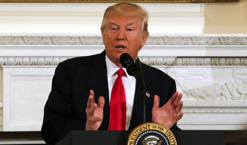 Washington, EU.- El presidente estadounidense, Donald Trump (Foto: Archivo/Xinhua)