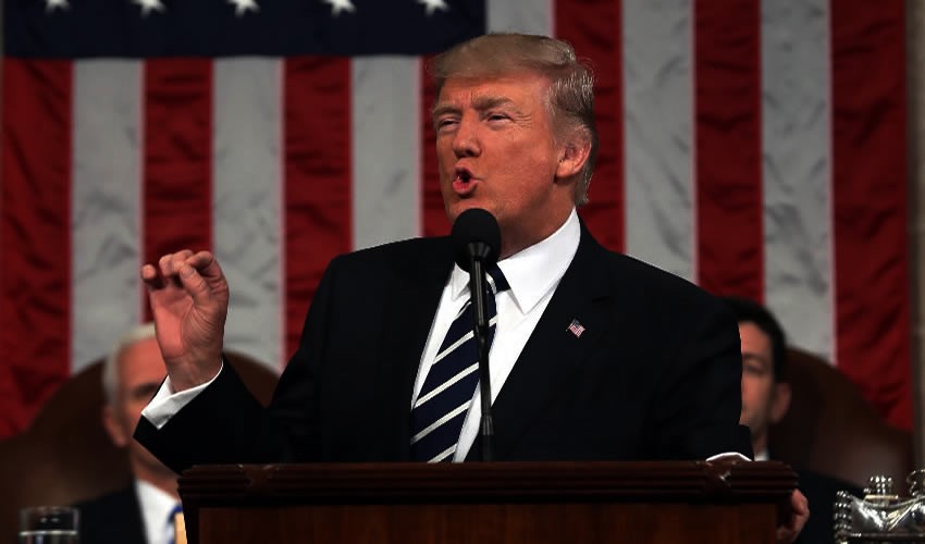 El presidente estadounidense, Donald Trump (Foto: Archivo/ Xinhua)