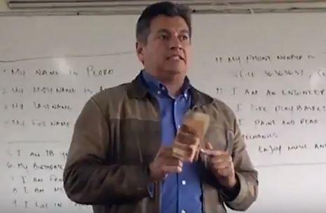 ¡Maestro de la UdeG Incita a Golpear a las Mujeres!