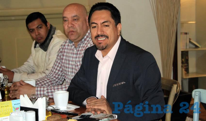 El PRD Debe Dejar de Aliarse con el PAN: Eleazar