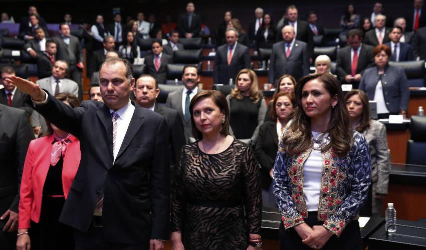 Ratifican a Jaime Rochín Como Titular de Comisión de Víctimas