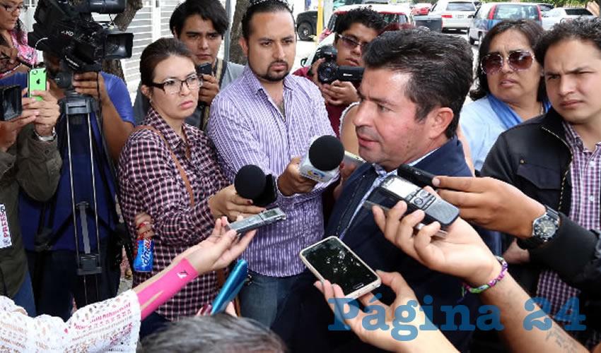 Jorge López Martín, diputado federal (Foto: Archivo Página 24)