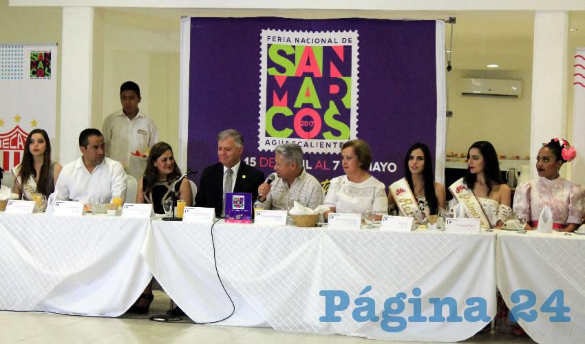 La secretaria de Turismo y el presidente del Patronato de la FNSM presentaron el programa de actividades en el Puerto de Veracruz