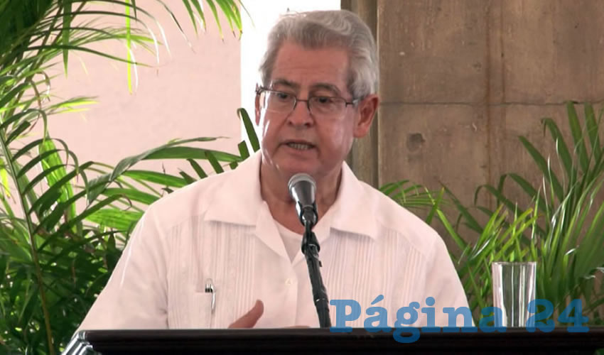Agustín Morales Padilla ...consejo de oro...