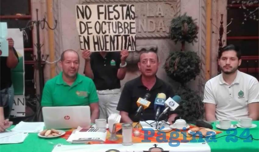 Buscan forzar a Alfaro  a consulta en Huentitán