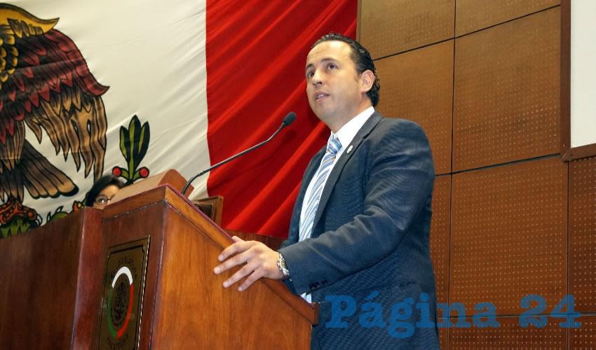 Parte Ciudadana Debe Dirigir el Sistema Estatal Anticorrupción: López de Lara
