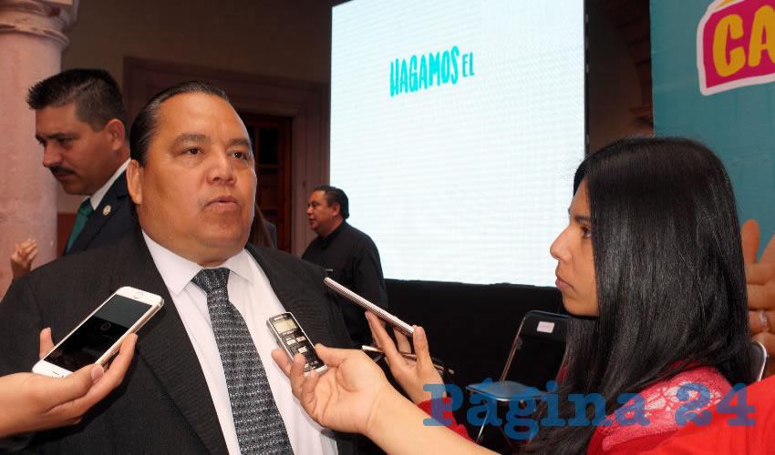 Padecen 270 mil Zacatecanos Pobreza Alimentaria: Otilio