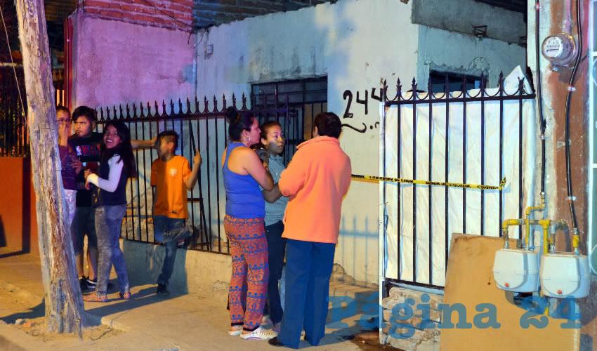 Se Ahorca Drogadicto en La Barranca