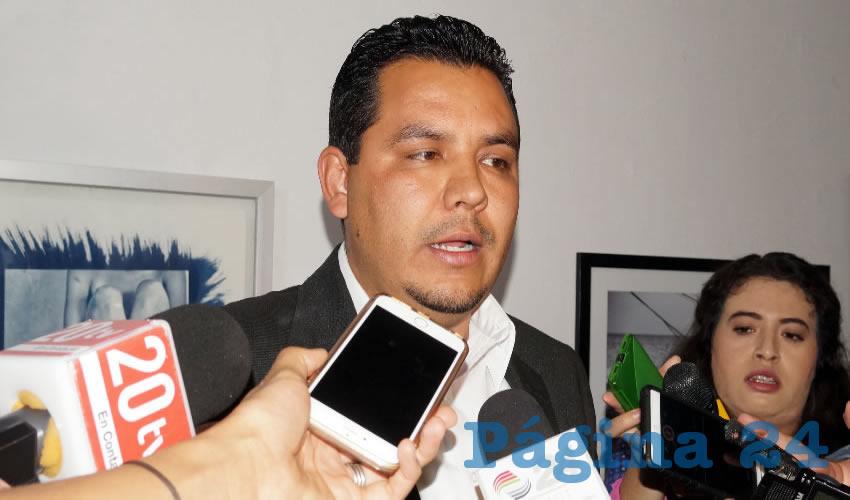 Alcalde de Nochistlán Espera Validen Proyectos Migrantes
