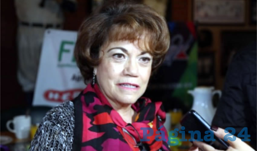 Mujeres de las Comunidades Sufren en Silencio la Violencia: Roxana D' Escobar