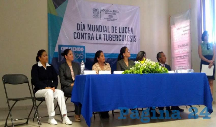 En Aguascalientes se Trabaja sin Tregua Para Evitar Muertes por la Tuberculosis