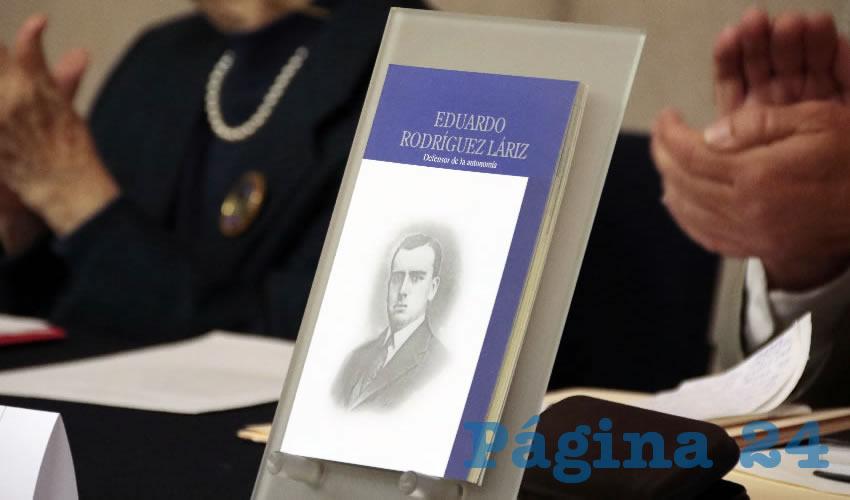Edita una Publicación en Honor a Eduardo Rodríguez Láriz la UAA