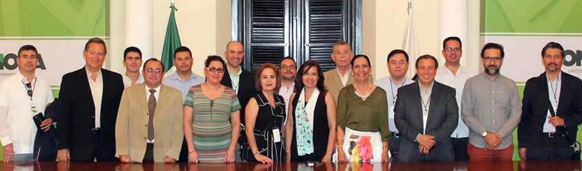 Conocieron Autoridades de Otras Ciudades el Plan de Desarrollo Urbano 2040 del Municipio