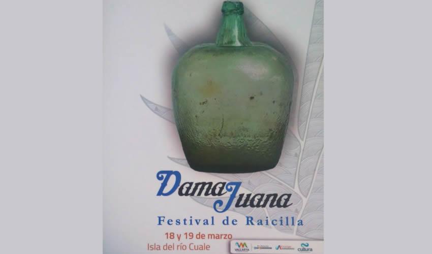 """""""Dama Juana festival de Raicilla"""", marco de presentación del documental """"Los caminos de la Raicilla 1"""""""