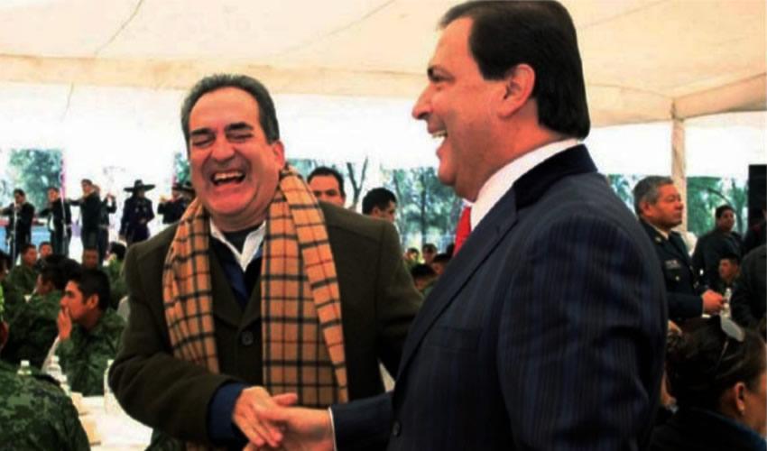 Carlos Lozano de la Torre y Luis Armando Reynoso Femat ...eso que llaman traición, envidia, deslealtad...