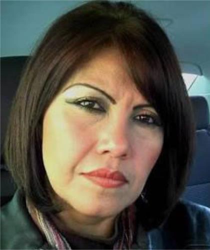 """Ma. del Refugio Martínez Guardado ...""""pidió protección policiaca""""..."""