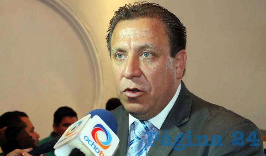 Jaime Gallo Camacho, director del Implan